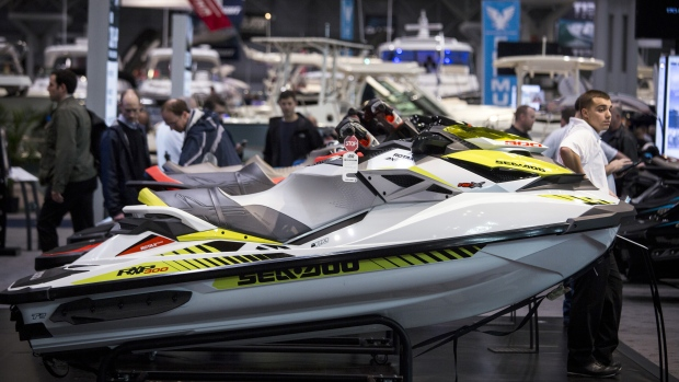 Ski-Doo and Sea-Doo maker BRP to spend up to $350M to buy back shares - BNN  Bloomberg